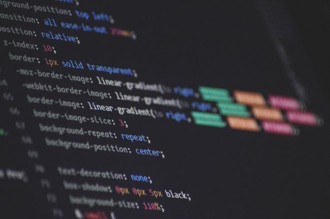 Código CSS - Photo by Maik Jonietz on Unsplash