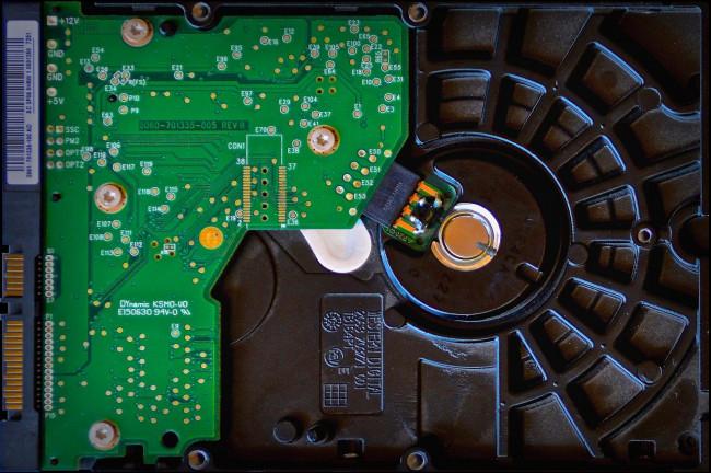 Características generales de los discos duros