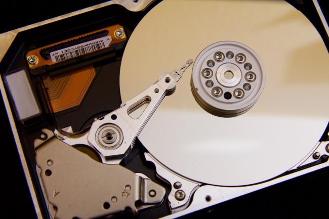 Recuperación de archivos en disco duro