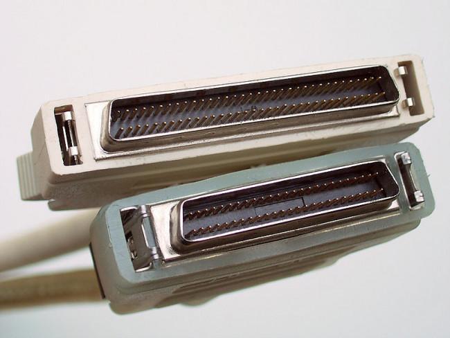 Interfaz SCSI
