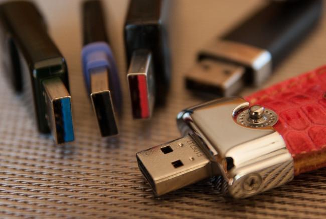 Interfaz USB