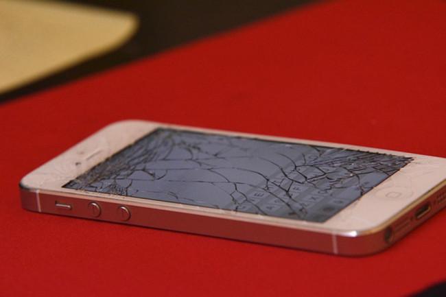 Iphone roto