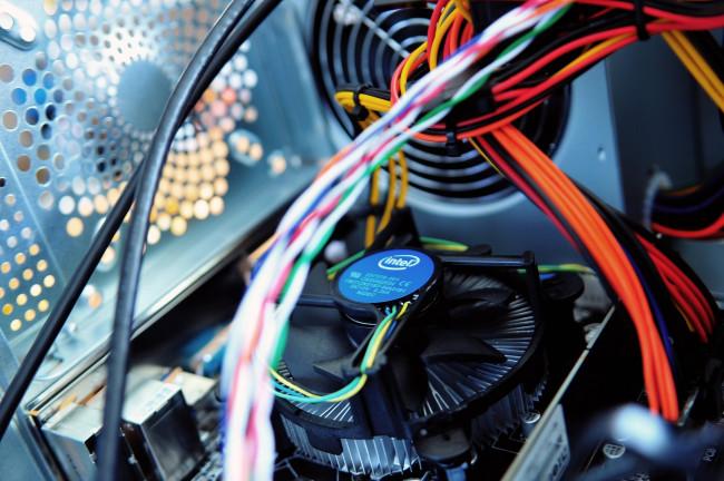 Refrigeración en el microprocesador