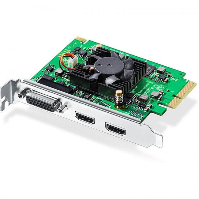 La tarjeta capturadora de vídeo del equipo microinformático
