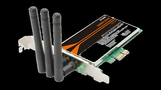 La tarjeta de red Wifi del equipo microinformático