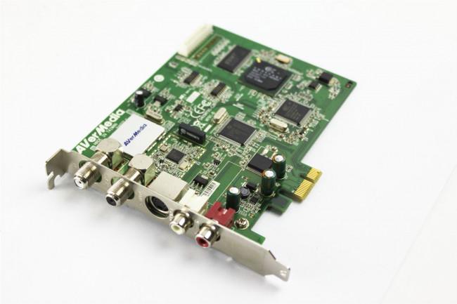 La tarjeta sintonizadora de televisión del equipo microinformático